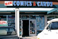 R & K Comics and Cards